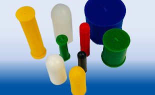 POWDER COATING SILICONE PLUGS & CAPS