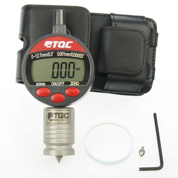 TQC Surface Profile & Coating Thickness Gauge