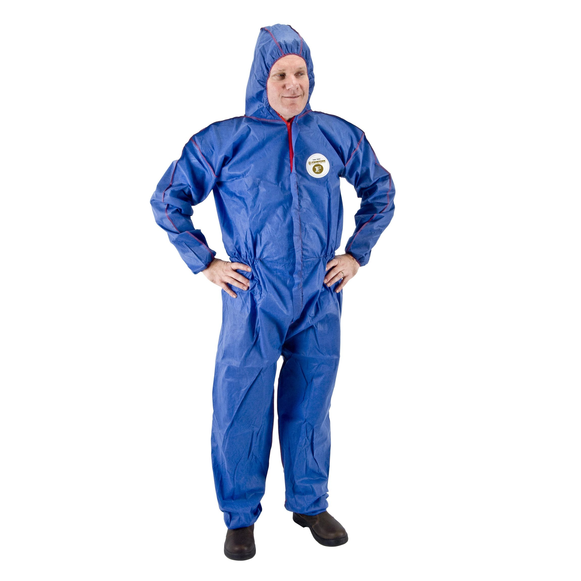 Beaver Blueshield Disposable Overall