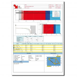 TQC Ideal Finish Analysis Software