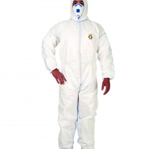 White Shield Disposable Coverall